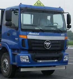 歐曼15噸運油車(汽柴油18.3立方)圖片