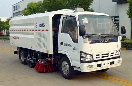 XZJ5070TXSQ5洗扫车
