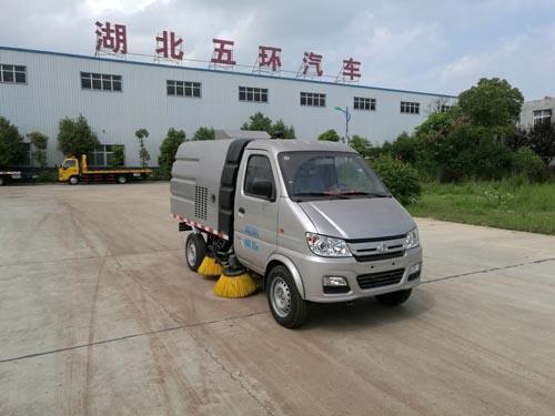 长安HCQ5032TSLSC5扫路车