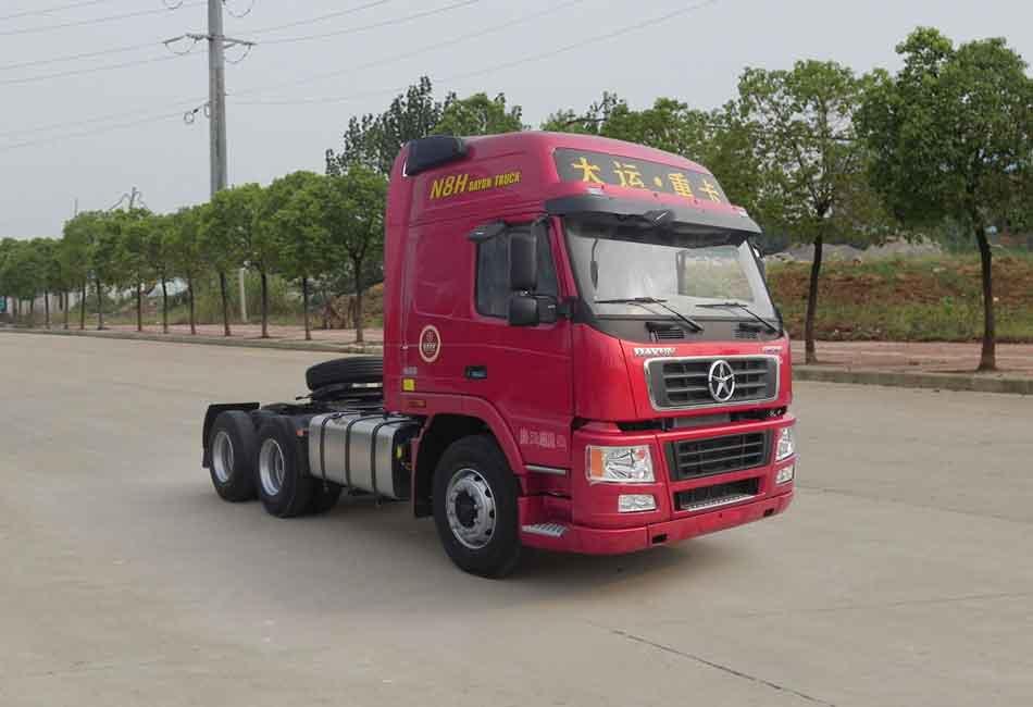 大运牌cgc4250d5dccf型牵引汽车图片