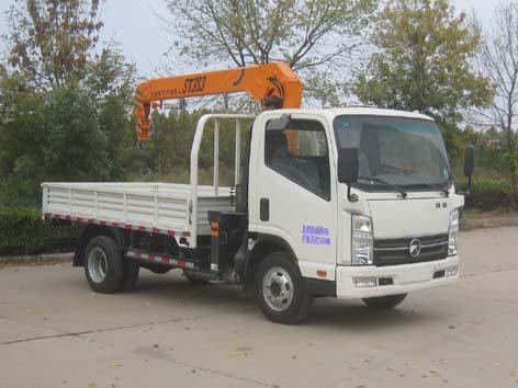 品质最优的凯马牌随车起重运输车 KM凯马牌042JSQA33D5