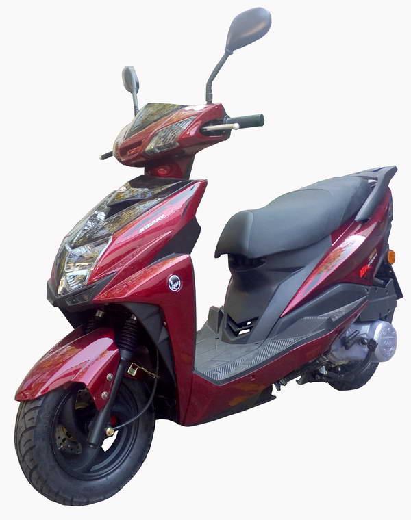 力帆两轮摩托车
