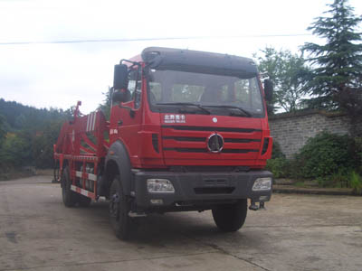JSJ5167ZBG背罐车