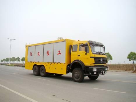 ES5220XZM抢险救援照明车