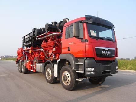 SJX5441TYL140压裂车