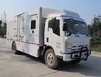 700P单排运钞车
