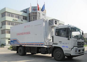 东风天锦医疗车