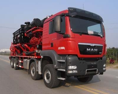 SJX5382TYL105压裂车