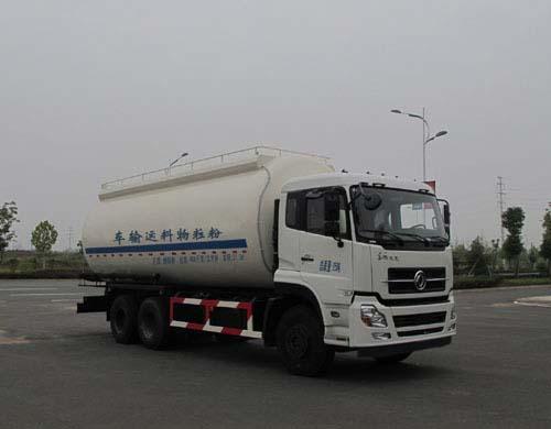 组图:奥龙汽车有限公司低密度粉粒物料运输车图片,粉粒物料运输车图片