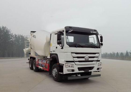 ZZ5257GJBN4347E1L混凝土搅拌运输车