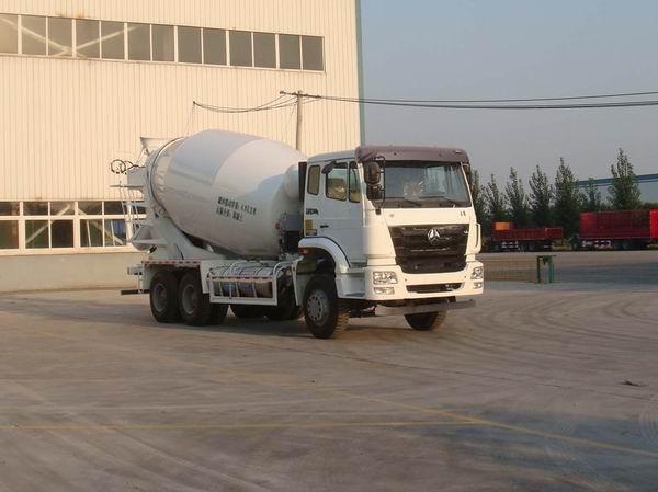 ZZ5255GJBN4346E1L混凝土搅拌运输车