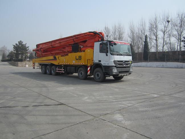 BJ5530THB混凝土泵车