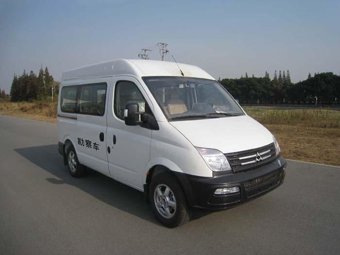 SH5040XKCA2D4勘察车
