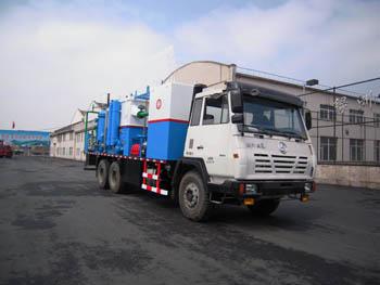 THS5250TJC4洗井车