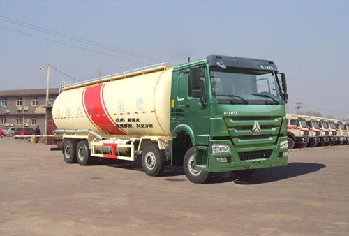 XT5310GFLZZ36EL低密度粉粒物料运输车