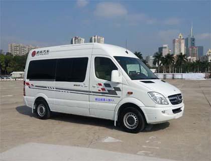 PC5041XSWFXBBC商务车
