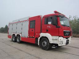 JDX5180XXFQC168器材消防车