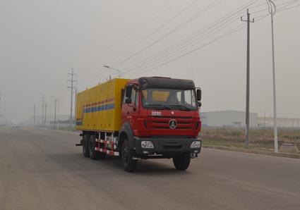 SHL5200TBU二氧化碳泵注车