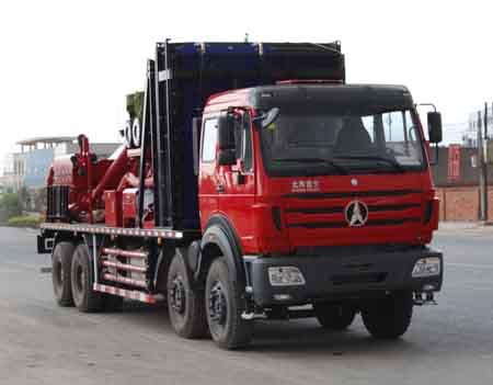 LTJ5311TYL250压裂车