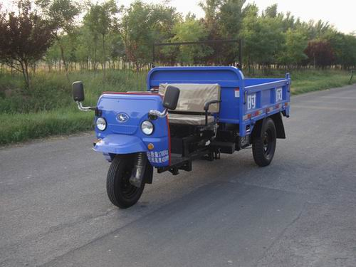7Y-1150DA自卸三轮汽车