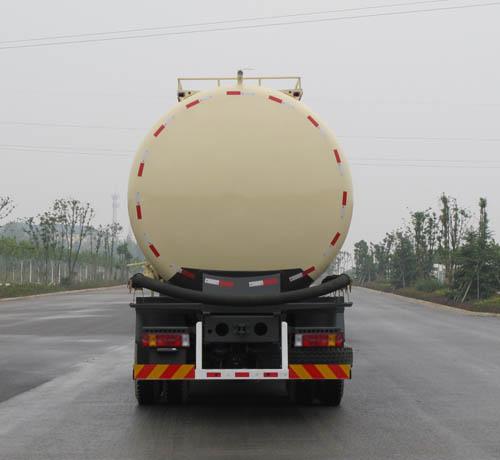 重汽前四后八16吨低密度粉粒物料运输车