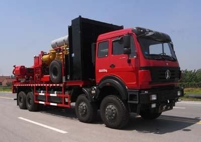 SJX5353TYL105压裂车