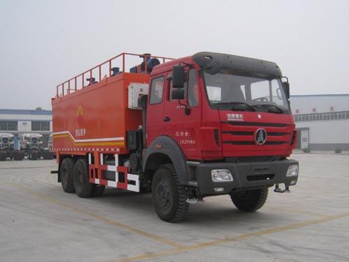 YLL5180THP混配车
