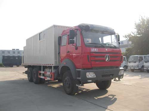 XKC5258TXL洗井清蜡车