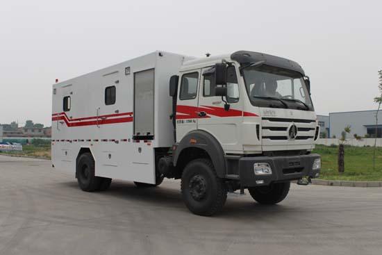 XSJ5122XYQ仪器车