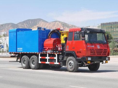 LLF5251TXL40洗井清蜡车
