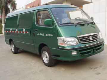 XML5035XYZA8邮政车
