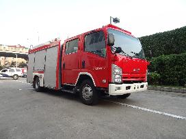 水罐消防车正规厂家(JDX5100GXFSG35/B),厂家直销