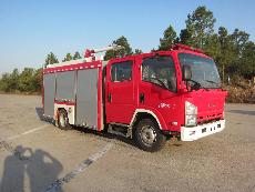 泡沫消防车有哪些种类?