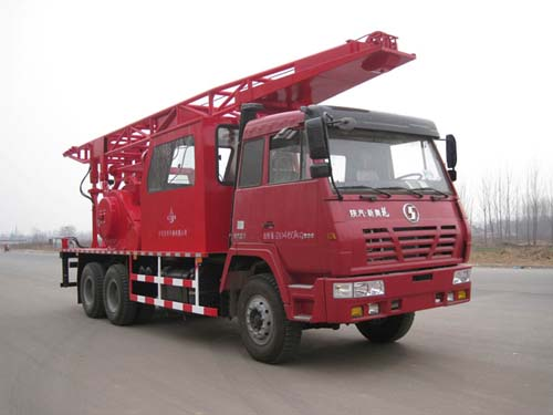 ZYT5200TCY4采油车