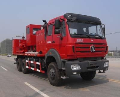 SJX5205TYL70压裂车