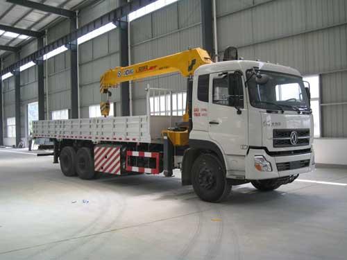 XZJ5259JSQD5随车起重运输车