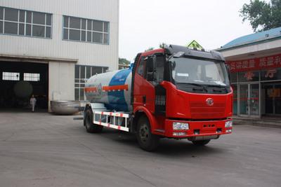 解放J6液化气体运输车