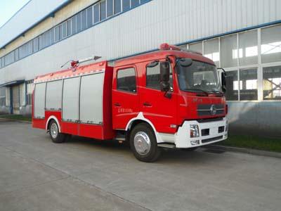 鲸象牌(AS5152GXFPM65/T)泡沫消防车结构及工作原理