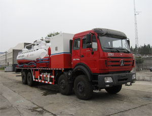JHX5281TJC洗井车
