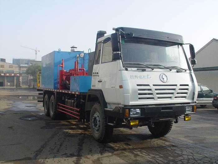 FRT5250TXL洗井清蜡车
