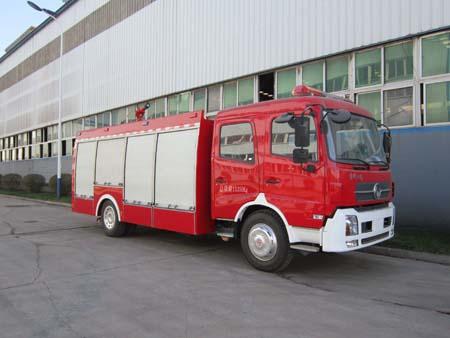 鲸象牌7吨水罐消防车有哪些用途?