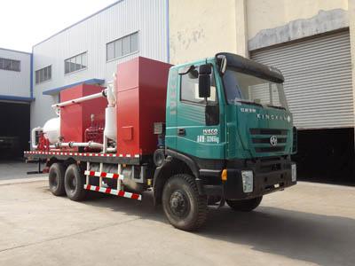 SZZ5320TJCHTG455T洗井车