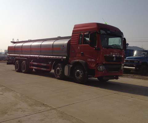 中国重汽HOWO前四后八沥青运输车图片