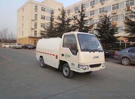 江淮电动纯电动自卸式垃圾车