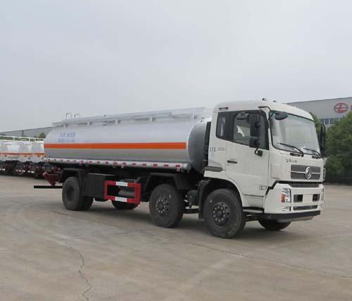 东风天龙小三轴食用油运输车