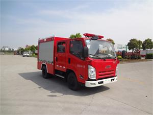 金盛盾牌水罐消防车(JDX5050GXFSG20/JL)发展趋势分析