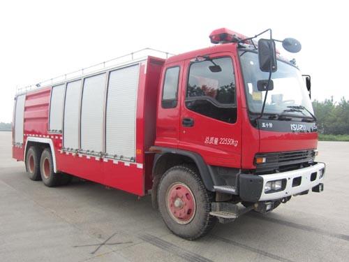 鸡球牌10吨供液消防车专业评测