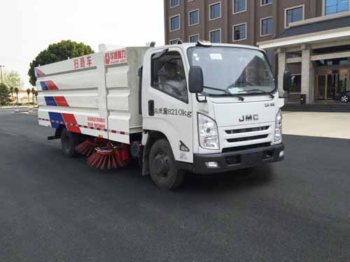 SGZ5089TSLJX5扫路车
