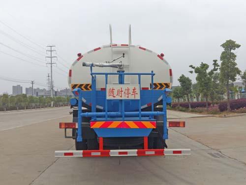 重汽18吨洒水车洒水车