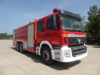飞雁牌水罐消防车(CX5300GXFSG150)发展趋势分析